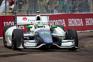 IndyCar Race report KV Racing Technology off to a good start with 4th and 6th Place finishes at St. Pete