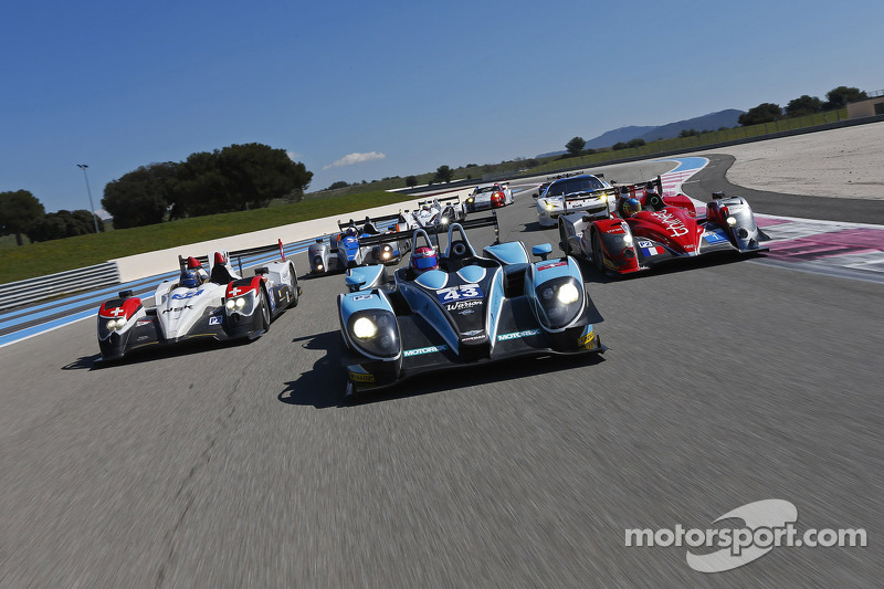Morand Racing Morgan fastest on day one of Paul Ricard testing