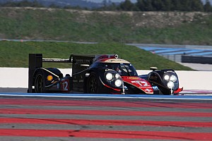 WEC Testing report Rebellion Racing tops official test days at Paul Ricard HTTT