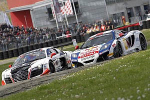 Blancpain Sprint Race report Loeb: Nogaro win