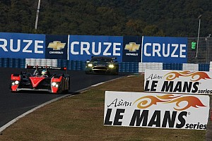 Asian Le Mans Commentary Why can't Le Mans-style racing find success in Asia?