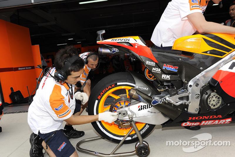 Bridgestone MotoGP ready for round 1 at Qatar