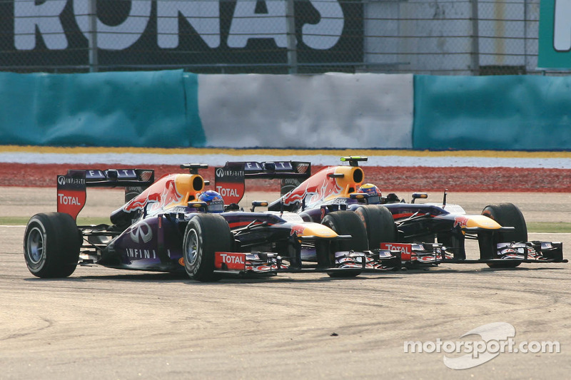 Webber lucky to escape penalty - rival