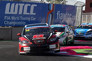 WTCC Race report Muennich Motorsport with three top ten rankings in Marrakesh