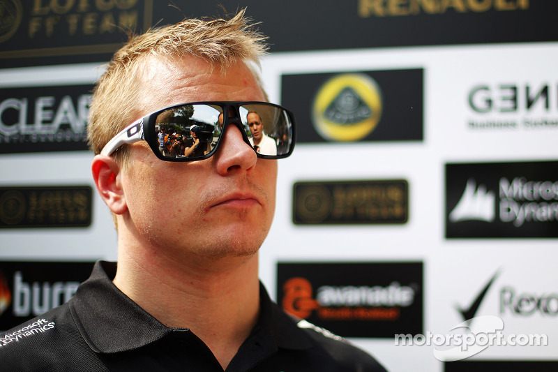 Räikkönen, Grossjean, Boullier, and Allison ready for the Chinese GP