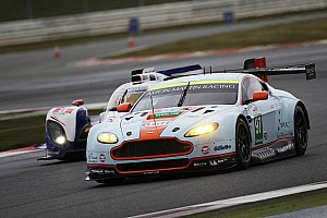 WEC Qualifying report Aston Martin dominates qualifying at Silverstone