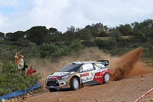 WRC Leg report Hirvonen on course for podium finish after leg 2 in Portugal