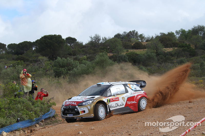 Hirvonen on course for podium finish after leg 2 in Portugal