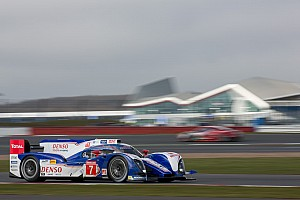 WEC Race report Toyota Racing begins season with podium finish at Silverstone