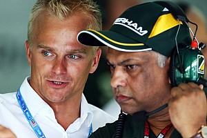 Caterham F1 Team restructures driver line-up