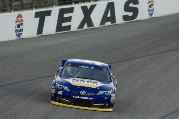 Monetary fines, probation and loss of points from Texas race announced by NASCAR