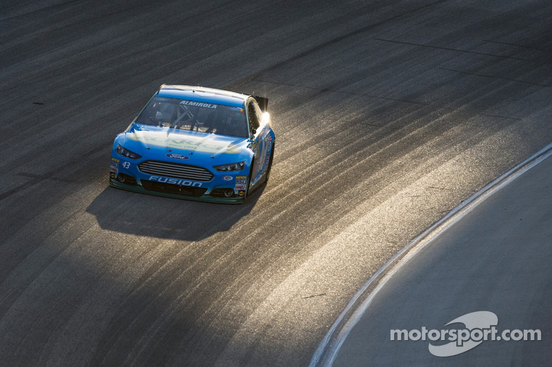 Richard Petty Motorsports drivers quotes on Kansas qualifying
