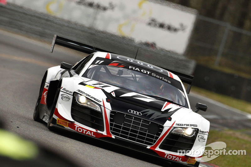 Ortelli and Vanthoor take qualifying race honours at Zolder
