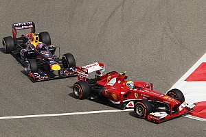 Tough race for Scuderia Ferrari at Bahrain