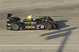 ALMS Race report Drissi nabs a top-5 finish at Long Beach