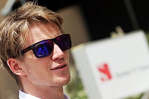 Hulkenberg not regretting Sauber switch