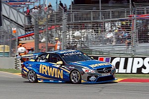 V8 Supercars Breaking news IRWIN's Holdsworth heads to Perth with engine upgrade - Video