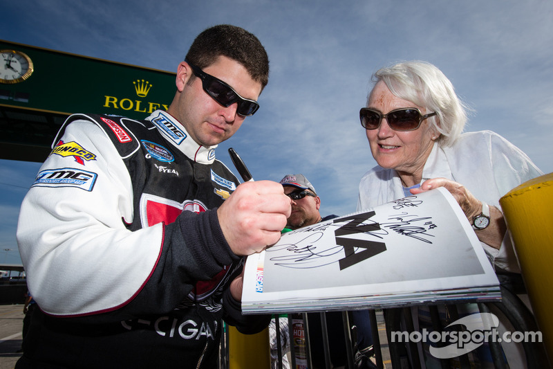Sorenson looks to top best finish of season for third week as he heads to Talladega