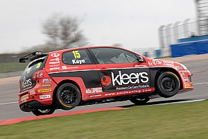 BTCC Preview AmDTuning chases Jack Sears Trophy lead