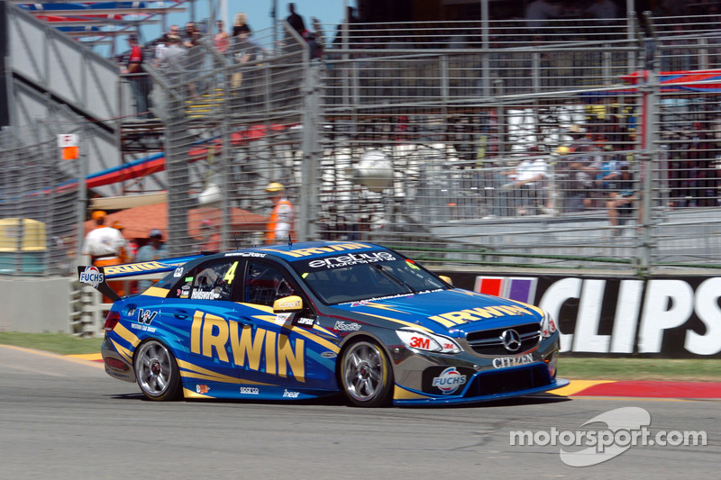 IRWIN Racing make gains in Perth
