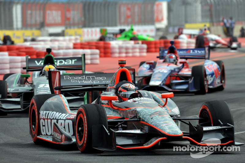 Hildebrand leads in Brazil, finishes 15th in thrilling shootout