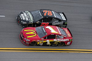 NASCAR Sprint Cup Breaking news It's the 10-year anniversary of the Kurt Busch, Ricky Craven epic Darlington finish