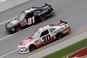 NASCAR XFINITY Preview Mike Wallace heading to Darlington 200