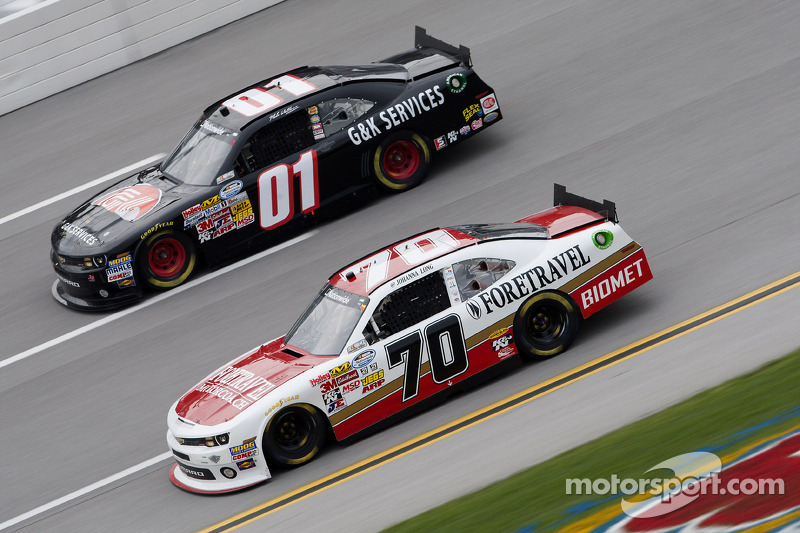 Mike Wallace heading to Darlington 200