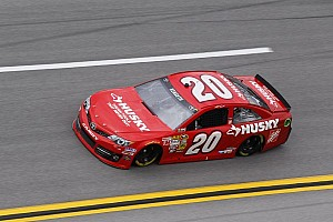NASCAR Sprint Cup Breaking news Suspensions reduced for Joe Gibbs Racing, Penske Racing teams