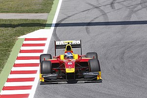 GP2 Qualifying report Leimer and Racing Engineering start from the 3rd row of the grid in Barcelona.