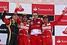 Ferraris Alonso achieves Spanish GP success