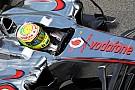 First Carlos Slim sponsor arrives at McLaren