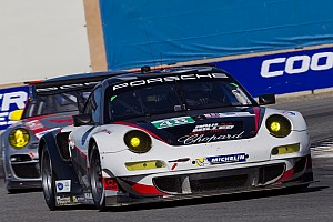 ALMS Race report Sixth place result for Miller, Holzer and Miller Racing in Monterey