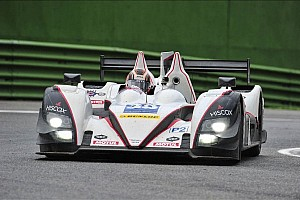 European Le Mans Qualifying report Two out of two in qualifying for Jota Sport at Imola