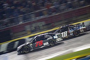 NASCAR Sprint Cup Race report Kurt Busch has mixed feelings about 5th-place All-Star finish