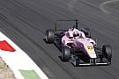 Michela Cerruti keeps improving at Brands Hatch