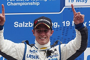 WTCC Race report Nash claims Austrian victory for Bamboo