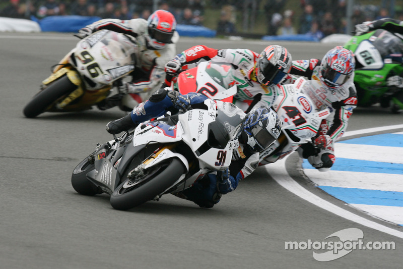 Riders set for another epic battle at Donington Park