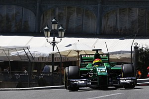 GP2 Race report Monaco Race 1: A very fast Canamasas continues without reward