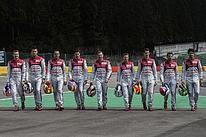 Le Mans Breaking news Audi at Le Mans: strong characters united