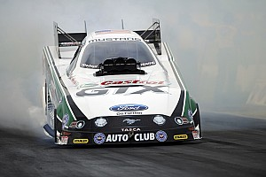 NHRA Race report After Summernationals, JFR holds onto top ten at midpoint of regular season