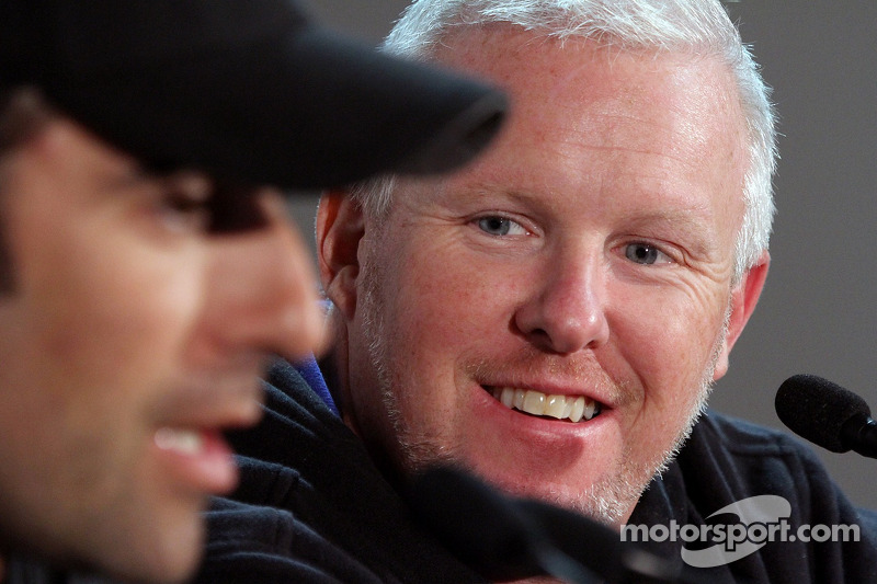 Paul Tracy back to racing, and who is next for Panther Racing?