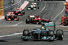 Vettel, Rosberg clash over 'tyre-gate'