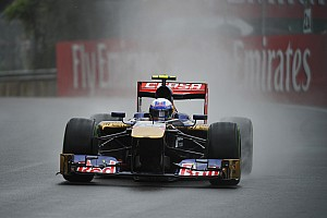 Reasonably happy Friday practice for Toro Rosso in Canada