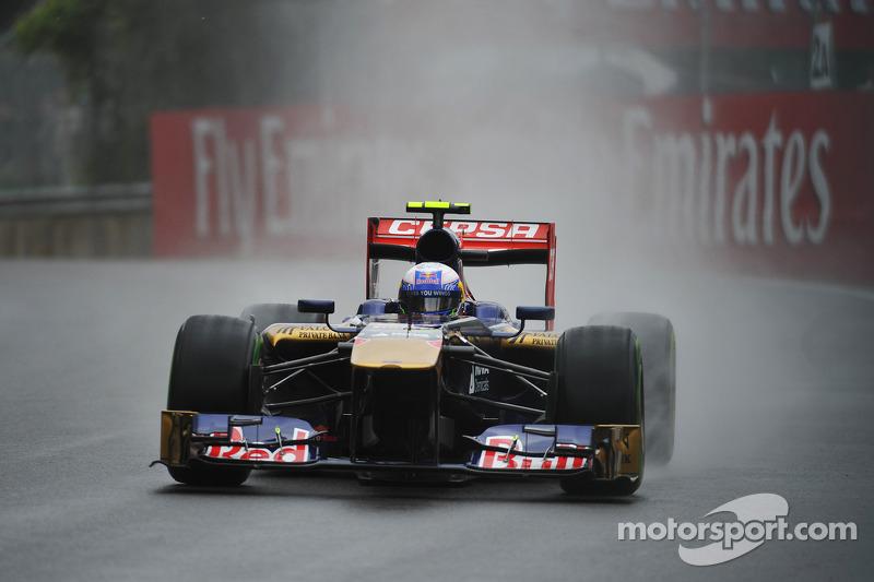Reasonably happy Friday practice for Toro Rosso in Canada