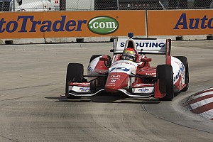 Justin Wilson looks to move up in Texas