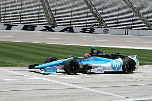 IndyCar Race report Pagenaud 13th, Vautier 18th in lightning-quick Texas 550