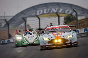 Le Mans Testing report Young Driver AMR completes successful Le Mans test