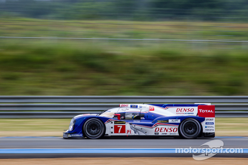 Le Mans beckons for Toyota Racing