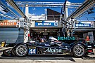 Level 5 prepares for Le Mans:  inside scrutineering
